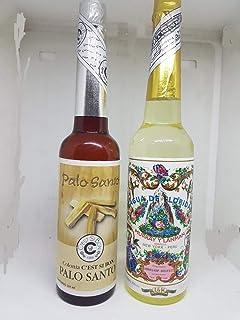 Agua de Florida 2 en 1 270 ml Colonia Palo Santo 211 ml original de Peru refresca promueve la concentración de los pens...
