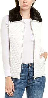 Womens Vest, M, White