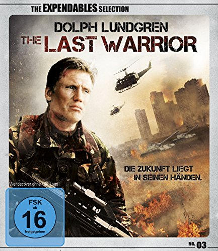 The Last Warrior - The Expendables Selection [Blu-ray]