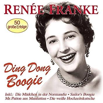 Ding Dong Boogie - 50 große Erfolge