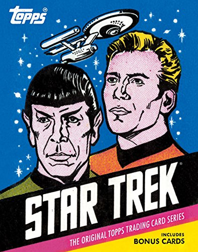 Star Trek: The Original Topps Trading Card Series (English Edition)
