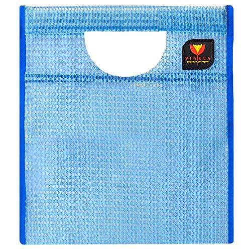Capa para Vade Mecum, Livros e Bíblias Marca Fácil G - Azul Claro