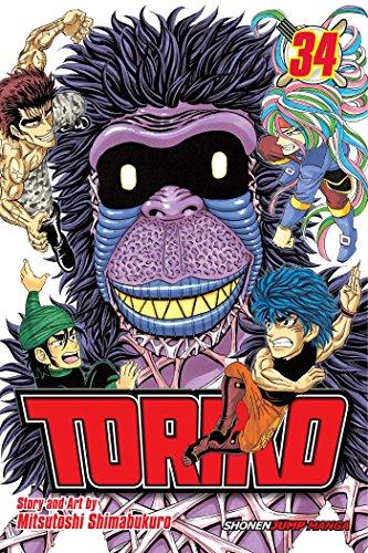 Toriko Volume 34