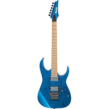 IBANEZ RG Prestige - Guitarra eléctrica (6 cuerdas, color azul oscuro (RG5121-DBF): Amazon.es: Instrumentos musicales