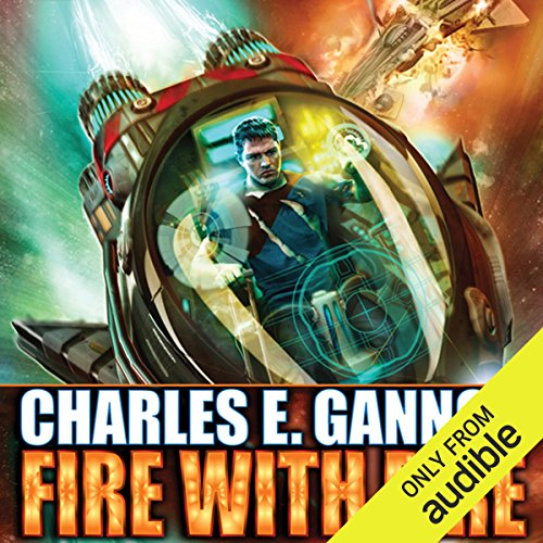 Fire with Fire audiobook cover art