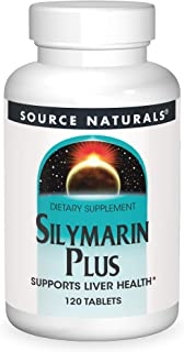 Source Naturals Silymarin Plus - Supports Liver Health - 120 Tablets