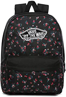 Women's Realm Backpack, Beauty Floral Black, One Size