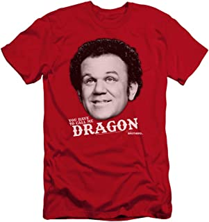 Step Brothers Dragon Unisex Adult Canvas Brand T Shirt for Men and Women