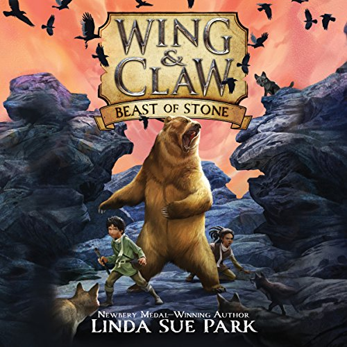 Beast of Stone audiobook cover art