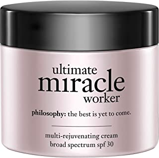 philosophy ultimate miracle worker spf 30 moisturizer, 2 oz