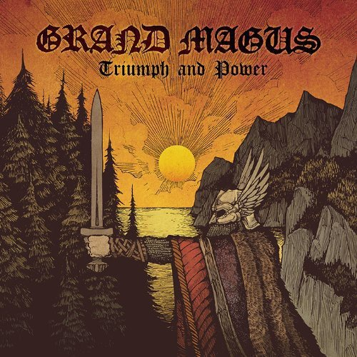 Grand Magus: Triumph and Power [Vinyl LP] (Vinyl)