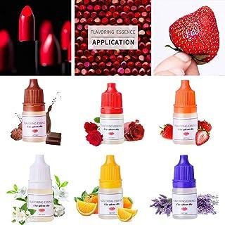 Savon à l'huile parfumée, 6 coffret parfumé à l'huile parfumée liquide, au savon à l'huile parfumée biologique 5 ml Essenc...