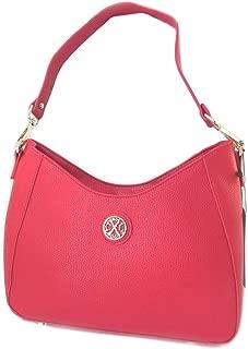 Creative bag 'Christian Lacroix'red - 30.5x24x11.5 cm (12.01''x9.45''x4.53'').