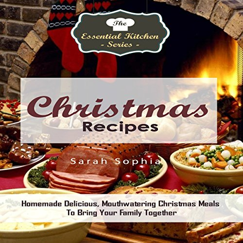 Christmas Recipes audiobook cover art