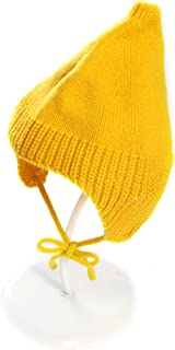 Child-Hat Fashion Knitted Baby-Beanies-Newborn - Girls Boys Knitted Beanie Sharp Pointed Warm Cap 0-3Yrs