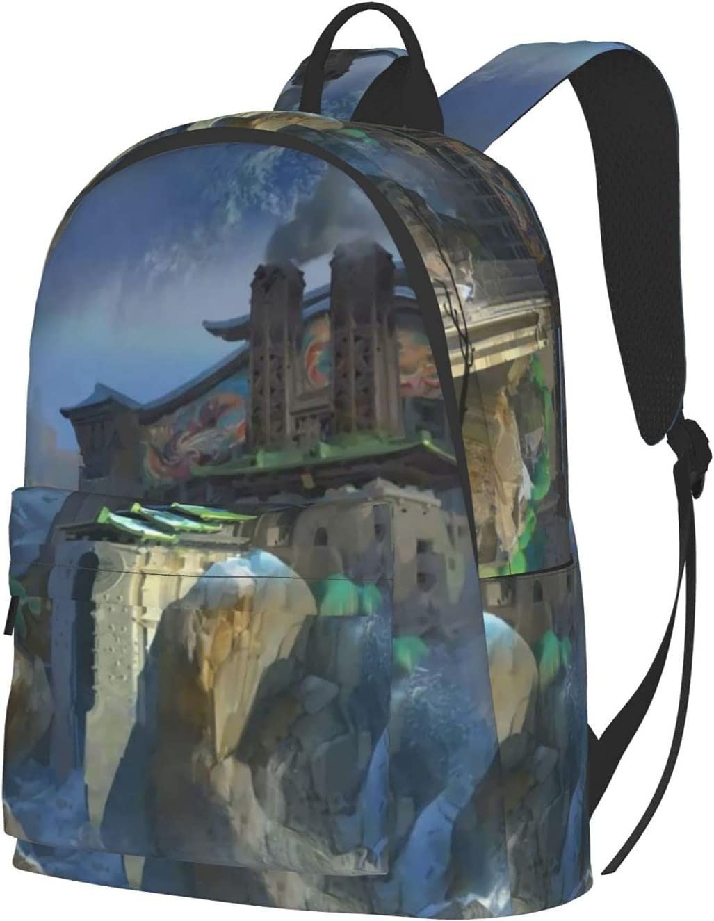 Large Capacity Backpack Water-Resistant Small Sho shipfree Ranking TOP16 Purse