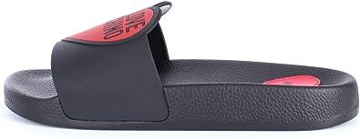 Love Moschino Shoes JA28042G1 Scarpe Basse Ciabatta Donna Nero