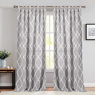 Best trellis print curtains Reviews