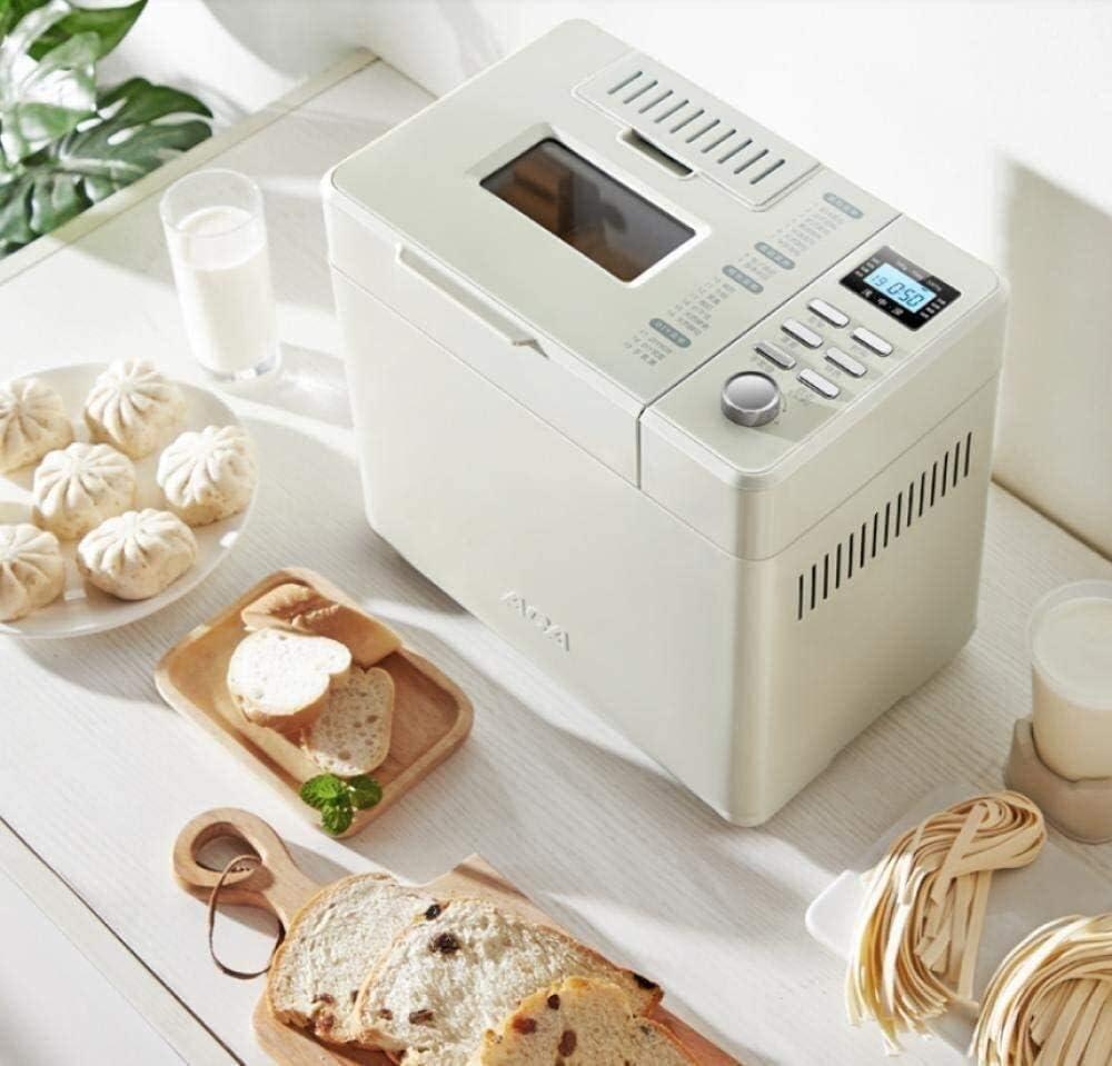 Mr.T Machine à Pain Machine à Pain Machine à Pain Automatique des ménages à Petite échelle Noodle Fermentation Intelligent Petit-déjeuner Machine à Pain numérique (Color : A) C