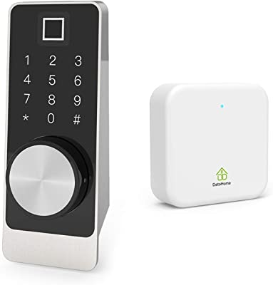 DATO WiFi Smart Lock Deadbolt - Remote Control, Compatible with Alexa