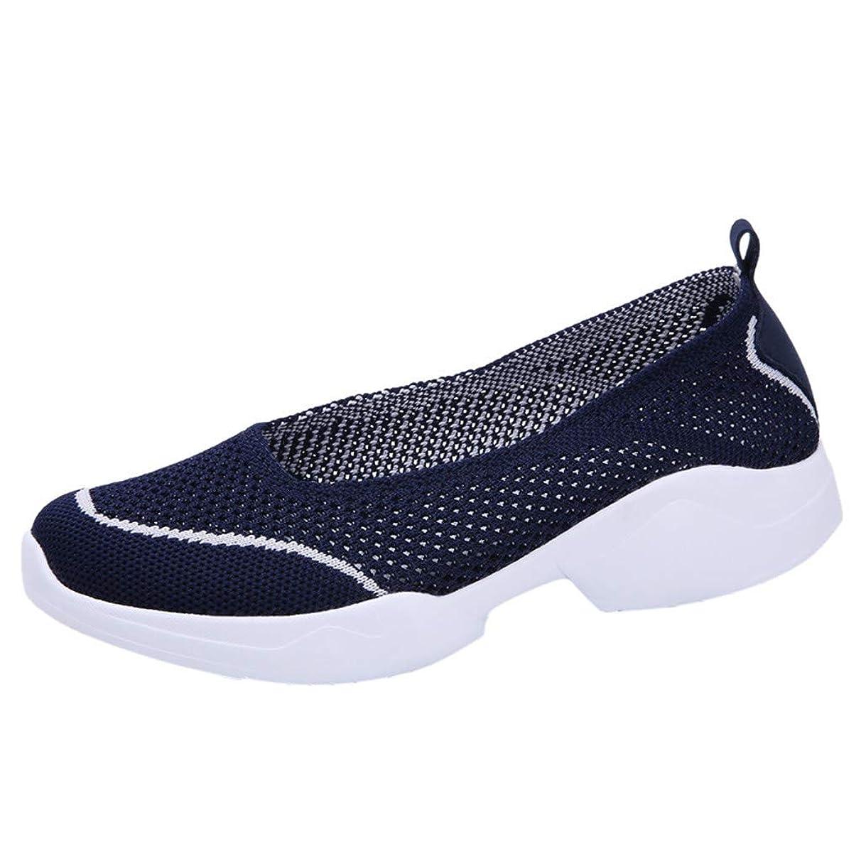 Aribelly Women's Athletic Walking Shoes Casual Mesh-Comfortable Work Sneakers