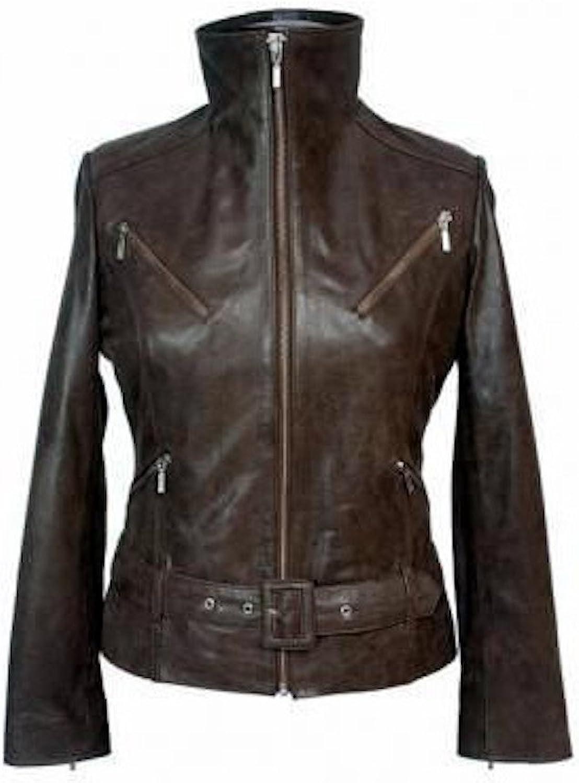 Fadcloset Sabha Womens Leather Jacket