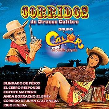 Corridos de Grueso Calibre, Vol. 2