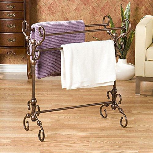 Frenchi Home Furnishing Blanket Rack, 35.5