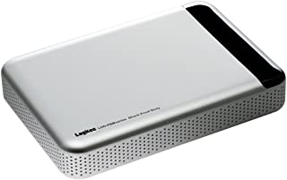 Logitec 外付けHDD ポータブルハードディスク 1TB Mac向け WD Red搭載 耐衝撃 LHD-PBM10U3MSVR