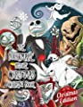 The Nightmare Before Christmas Coloring Book Christmas Edition: Perfect Christmas Gift For NBC Fan With Amazing Artwork. Keep Them Happy