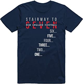 Vibeink New England Stairway to Seven Classic T-Shirt