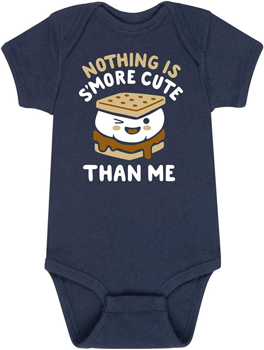 Nothing Smore Cute Than Me El Max 70% OFF Paso Mall Baby - Piece One Infant