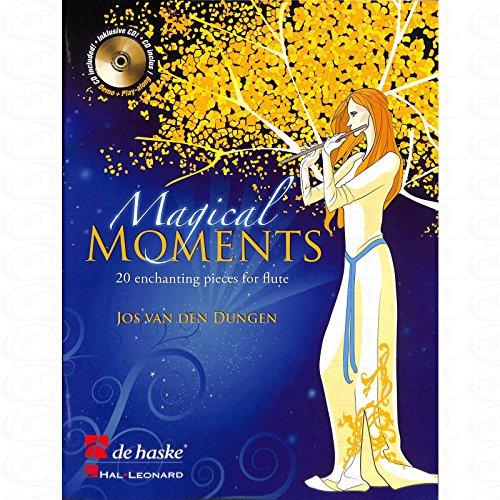 MAGICAL MOMENTS - 20 ENCHANTING PIECES - arrangiert für Querflöte - mit CD [Noten/Sheetmusic] Komponist : DUNGEN JOS VAN DEN