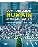 Comportement humain et organisation, 6e édition | Manuel + Édition en ligne + MonLab - ÉTUDIANT (12 mois)