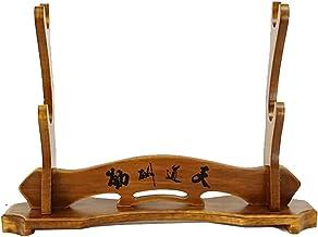 Sword Stand Display Houder Samurai Sword Solid Wood Katana Wakizashi Houder Horizontal Floor Stand Zwaardstandaard (Size :...