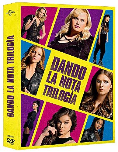 Pack: Dando La Nota 1 + Dando La Nota 2 + Dando La Nota 3 [DVD]