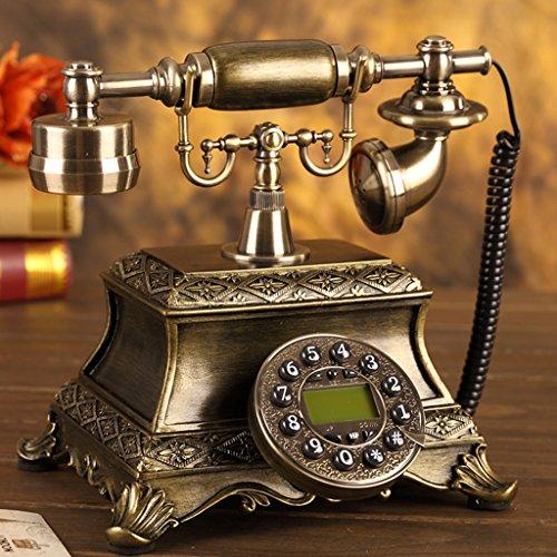 Shopping-De style européen Antique Métal Retro Fashion Creative Téléphone 183