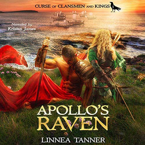 Apollo's Raven audiobook cover art