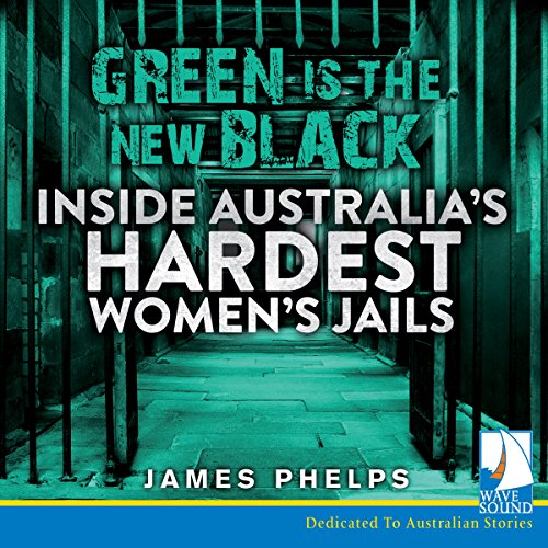 Green Is the New Black audiobook cover art
