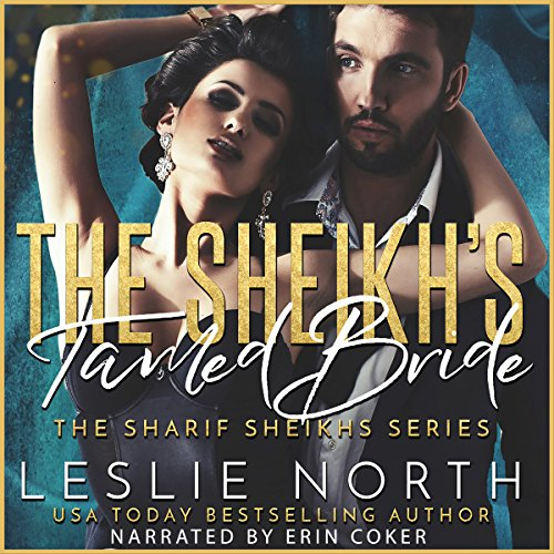 The Sheikh's Tamed Bride audiobook cover art