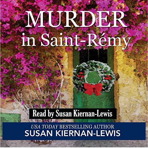 Murder in Saint-Rémy  By  cover art