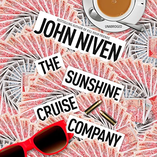 The Sunshine Cruise Company audiobook cover art