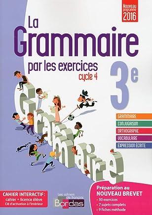 Amazon Fr Grammaire Manuels Scolaires Lycee Scolaire