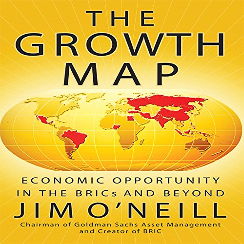 The Growth Map audiobook cover art