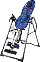 Teeter EP-970 Ltd. Inversion Table, Deluxe Easy-to-Reach Ankle Lock, Back Pain Relief..