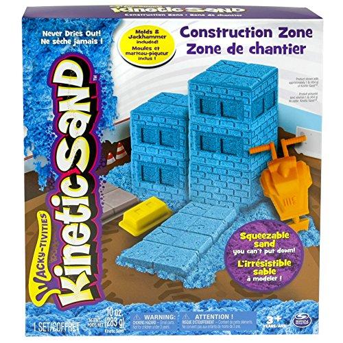 Kinetic Sand- Playset Costruzioni, 6027987