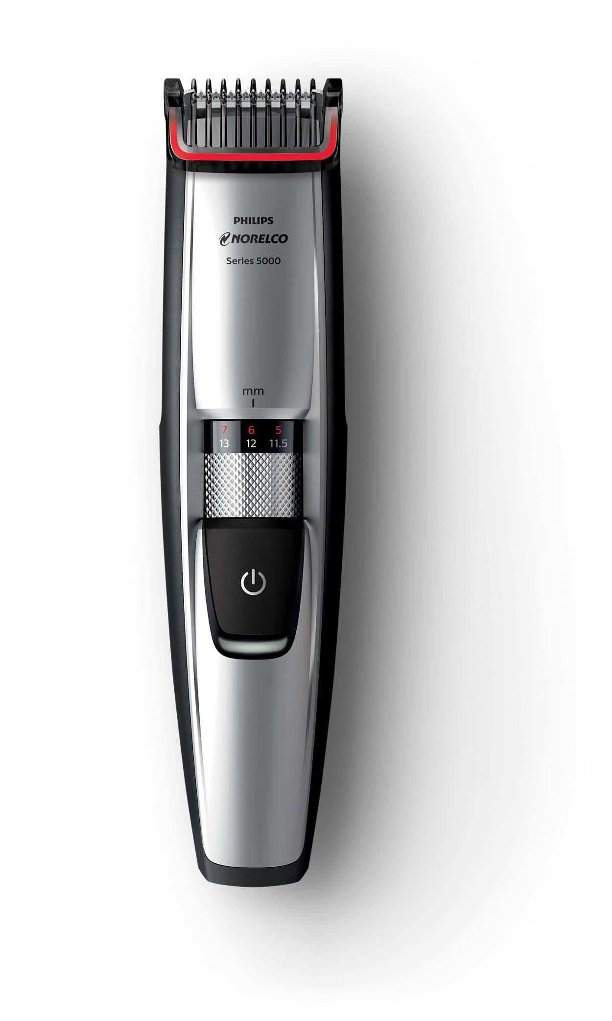 Philips Norelco Cordless Multigroom Turbo Powered