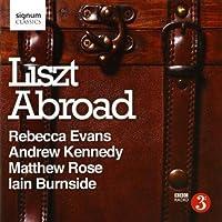 Liszt Abroad by FRANZ LISZT (2009-11-24)