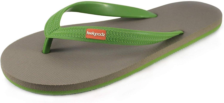 FEELGOODZ Flip Flops Classicz Bonsai M9, 1 Each