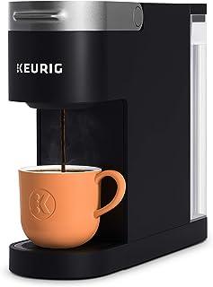 قهوه ساز Keurig K-Slim ، 8 تا 12 اونس. اندازه های دم ، سیاه